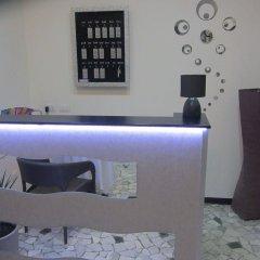 Corno dÓro to Luna Hotel (Luna Hotel) Римини сейф в номере