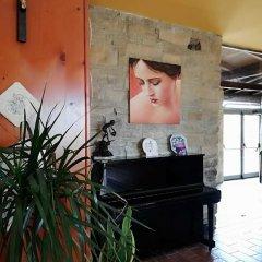 Отель La Foresteria Di San Leo Тито интерьер отеля фото 2