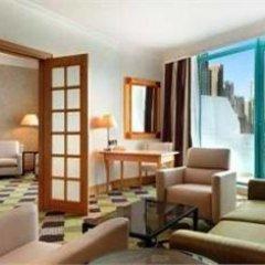 Отель Hilton Dubai Jumeirah 5* Представительский люкс с различными типами кроватей фото 7