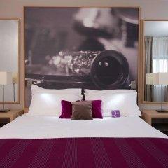 Отель Mercure Paris La Villette комната для гостей фото 5