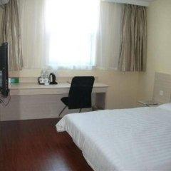 Отель Hanting Express Lianyungang Jiefang Road Huijin Square комната для гостей фото 3