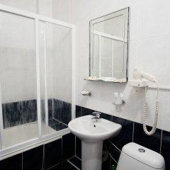 Гостиница Оазис ванная фото 2