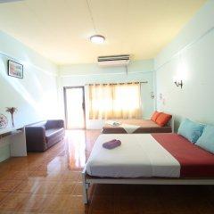 Отель B&B House & Hostel Таиланд, Краби - отзывы, цены и фото номеров - забронировать отель B&B House & Hostel онлайн комната для гостей фото 5