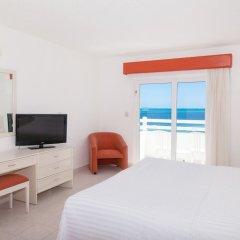 Отель Holiday Inn Cancun Arenas Мексика, Канкун - отзывы, цены и фото номеров - забронировать отель Holiday Inn Cancun Arenas онлайн комната для гостей фото 6