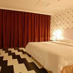 Отель CANAAN Сиань комната для гостей фото 5