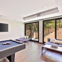 Отель Villa Gracie США, Лос-Анджелес - отзывы, цены и фото номеров - забронировать отель Villa Gracie онлайн спортивное сооружение
