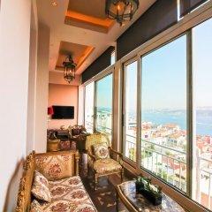 Отель Maroon Residence балкон