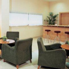 Отель NH Barcelona La Maquinista гостиничный бар