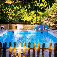 Отель Santa Cruz Испания, Гуэхар-Сьерра - отзывы, цены и фото номеров - забронировать отель Santa Cruz онлайн бассейн фото 3