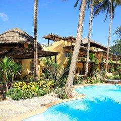 Отель Phra Nang Lanta by Vacation Village Таиланд, Ланта - отзывы, цены и фото номеров - забронировать отель Phra Nang Lanta by Vacation Village онлайн бассейн фото 2
