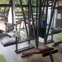 Отель Moura Болгария, Боровец - 1 отзыв об отеле, цены и фото номеров - забронировать отель Moura онлайн фитнесс-зал фото 2