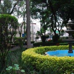 Отель HOMFOR Мехико бассейн фото 2