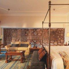 Отель Belmond Palacio Nazarenas комната для гостей фото 5