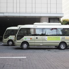 Hotel ICON городской автобус