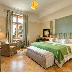 Гостиница Рокко Форте Астория 5* Номер Classic с двуспальной кроватью фото 28