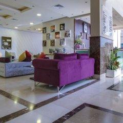 Отель MENA ApartHotel Albarsha интерьер отеля фото 3
