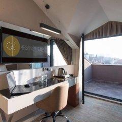 Отель GK Regency Suites комната для гостей