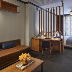 Отель Le Meridien New York, Central Park США, Нью-Йорк - 1 отзыв об отеле, цены и фото номеров - забронировать отель Le Meridien New York, Central Park онлайн комната для гостей фото 5