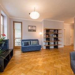 Отель P&O Apartments Plac Europy Польша, Варшава - отзывы, цены и фото номеров - забронировать отель P&O Apartments Plac Europy онлайн комната для гостей фото 5