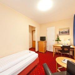 Novum Hotel Gates Berlin Charlottenburg комната для гостей