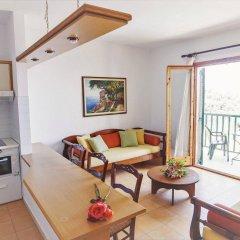 Отель Corfu Residence Греция, Корфу - отзывы, цены и фото номеров - забронировать отель Corfu Residence онлайн комната для гостей фото 2