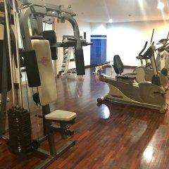 Отель Twin Peaks Sukhumvit Suites Бангкок фитнесс-зал