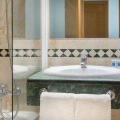 Отель Apartamentos Leganitos Испания, Мадрид - отзывы, цены и фото номеров - забронировать отель Apartamentos Leganitos онлайн ванная фото 2