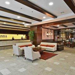 Karinna Hotel Convention & Spa Турция, Бурса - отзывы, цены и фото номеров - забронировать отель Karinna Hotel Convention & Spa онлайн интерьер отеля фото 3