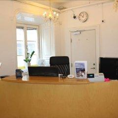 Отель Birka Hostel Швеция, Стокгольм - 6 отзывов об отеле, цены и фото номеров - забронировать отель Birka Hostel онлайн интерьер отеля фото 3