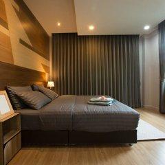 Pama House Boutique Hostel Бангкок комната для гостей фото 5