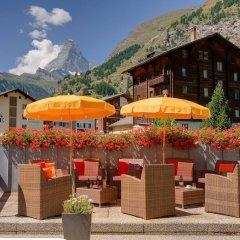 Отель Metropol & Spa Zermatt Швейцария, Церматт - отзывы, цены и фото номеров - забронировать отель Metropol & Spa Zermatt онлайн бассейн