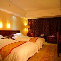 Отель Xian Yanta International Hotel Китай, Сиань - отзывы, цены и фото номеров - забронировать отель Xian Yanta International Hotel онлайн комната для гостей фото 4