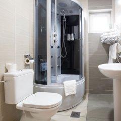 Отель Апарт-Отель Lala Luxury Suites Сербия, Белград - отзывы, цены и фото номеров - забронировать отель Апарт-Отель Lala Luxury Suites онлайн ванная фото 2