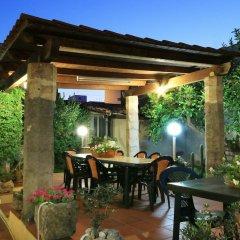 Отель Bed and Breakfast La Villa Пресичче питание фото 3