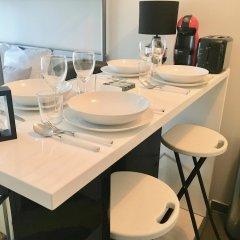 Апартаменты 123home - The Premium Studio в номере