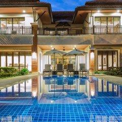 Отель Angsana Villas Resort Phuket бассейн фото 3