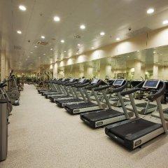 Рэдиссон Коллекшен Отель Москва фитнесс-зал фото 4