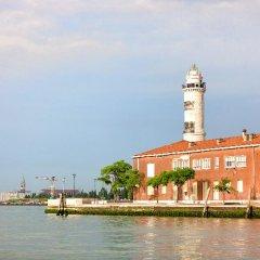 Отель Locanda Conterie Венеция приотельная территория