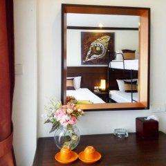 Отель House of Wing Chun Патонг удобства в номере