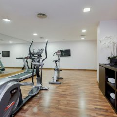 Отель Exe Moncloa Испания, Мадрид - 3 отзыва об отеле, цены и фото номеров - забронировать отель Exe Moncloa онлайн фитнесс-зал фото 3