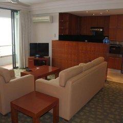 Апартаменты Saigon Apartments Хошимин комната для гостей фото 4