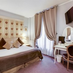 Отель Hôtel de Bellevue Paris Gare du Nord комната для гостей фото 3