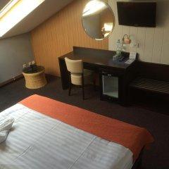 Отель Promohotel Slavie Чехия, Хеб - отзывы, цены и фото номеров - забронировать отель Promohotel Slavie онлайн удобства в номере фото 2