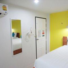 Отель Sleep Whale Express Таиланд, Краби - отзывы, цены и фото номеров - забронировать отель Sleep Whale Express онлайн комната для гостей фото 5