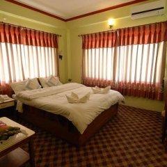 Отель Third Pole Непал, Покхара - отзывы, цены и фото номеров - забронировать отель Third Pole онлайн комната для гостей фото 3