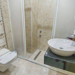 Grand Ruya Hotel Турция, Чешме - 1 отзыв об отеле, цены и фото номеров - забронировать отель Grand Ruya Hotel онлайн ванная