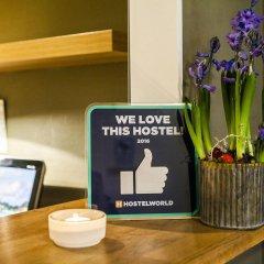Отель 2kronor Hostel Vasastan Швеция, Стокгольм - 2 отзыва об отеле, цены и фото номеров - забронировать отель 2kronor Hostel Vasastan онлайн удобства в номере фото 2