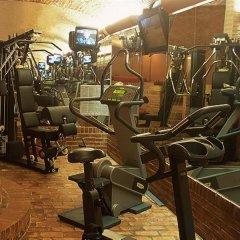 Hotel Sanpi Milano фитнесс-зал