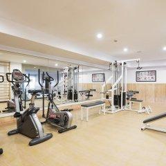 Отель Aparthotel Green Garden фитнесс-зал фото 2