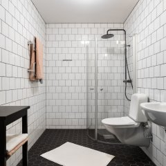 Niro Hotel Apartments ванная